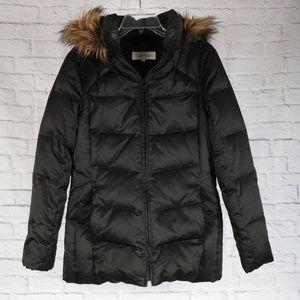 Calvin Klein Designer Hooded Puffer Jacket